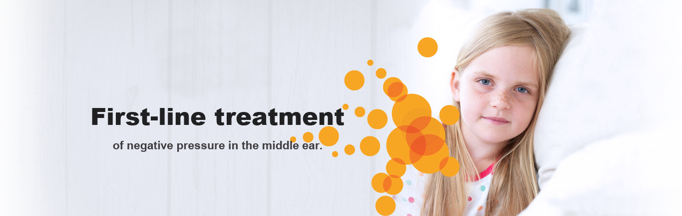 Otovent® Auto Inflation for Glue Ear